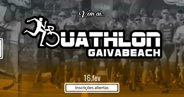 2º Duathlon Gaiva Beach