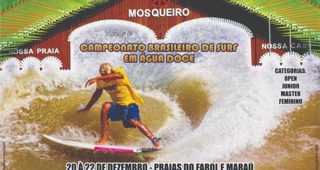 Brasileiro de Surf em Água Doce