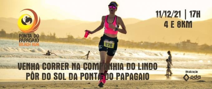 Ponta do Papagaio Beach Run 2021