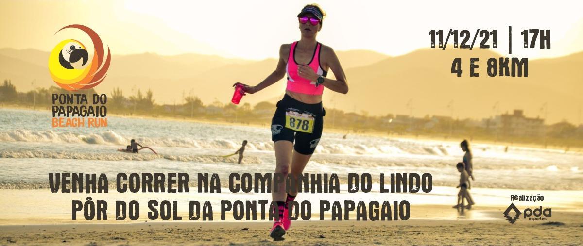 Ponta do Papagaio Beach Run 2021 - 11/12/21