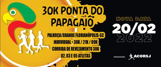 30k Ponta do Papagaio 2022