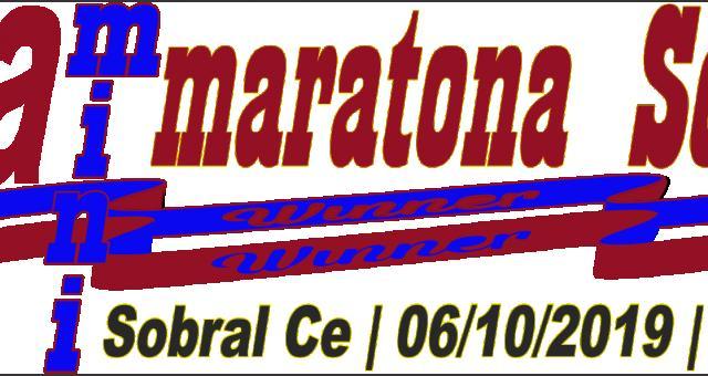8ª MINI MARATONA DE SOBRAL 10KM / SOBRAL CE
