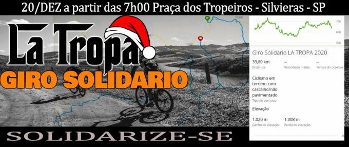 Giro Solidario de Natal