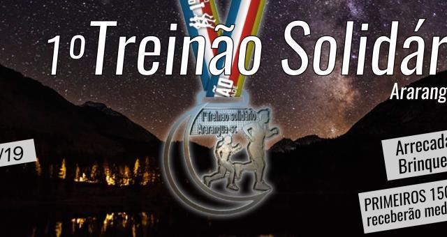 1º Treinão Solidário Araranguá