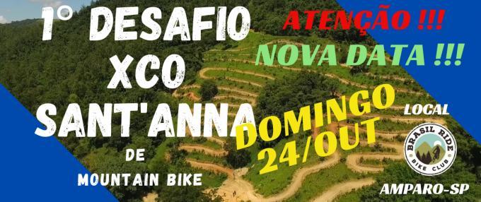 1° Desafio XCO Sant'annA de Mountain Bike