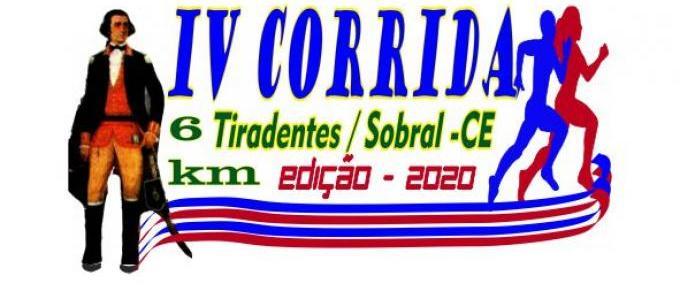 4ª CORRIDA TIRADENTES SOBRAL CE 6KM