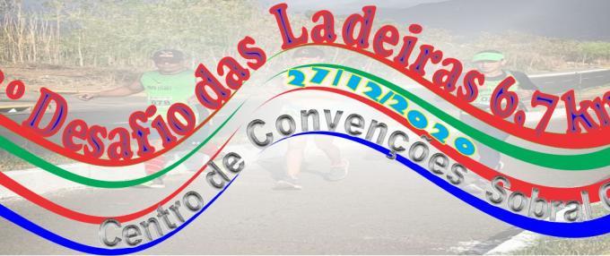 3º  DESAFIO DAS LADEIRAS