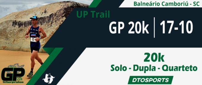 Up Trail Run - Etapa GP 20k Taquaras