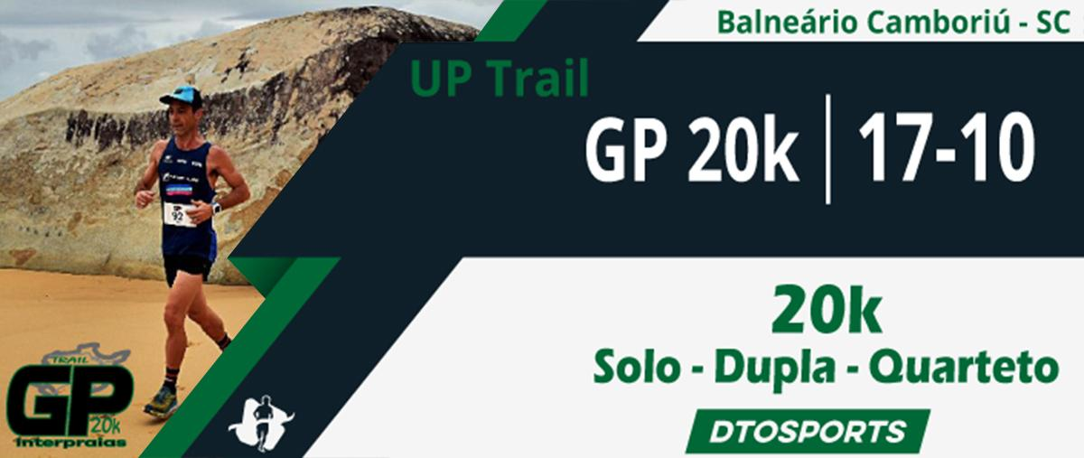 Up Trail Run - Etapa GP 20k Taquaras - 17/10/21