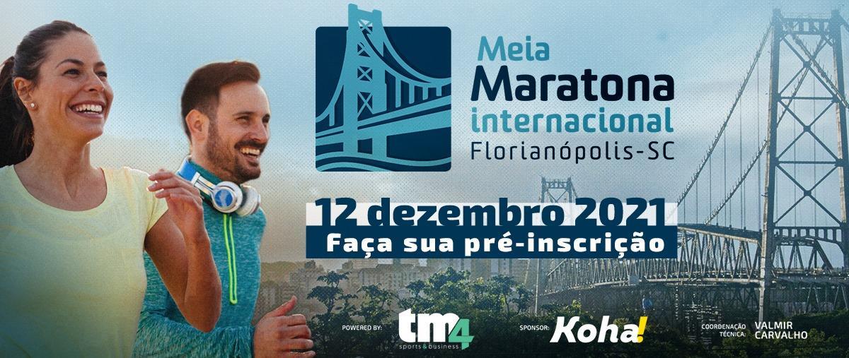 16ª Meia Maratona Internacional de Florianópolis - 12/12/21