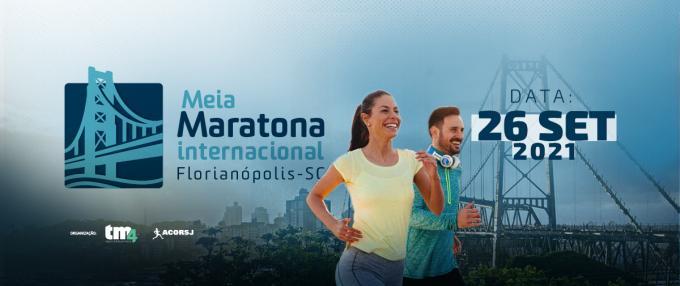 16ª Meia Maratona Internacional de Florianópolis