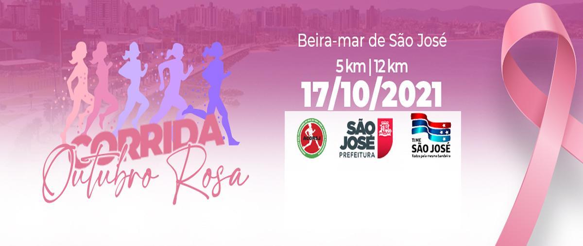 Corrida Outubro Rosa 2021 - 17/10/21