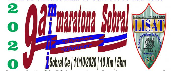 9ª MINI MARATONA DE SOBRAL 10KM E 5KM