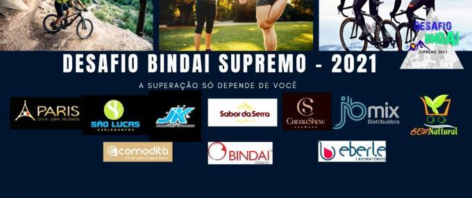 DESAFIO BINDAI SUPREMO 2021 SETEMBRO CACAU SHOW